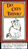 Do Cats Think?: Notes of a Cat-Watcher, Paul Corey