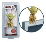Funko - Bobble Head Star Wars Yoda Assis 7cm - 0830395098906