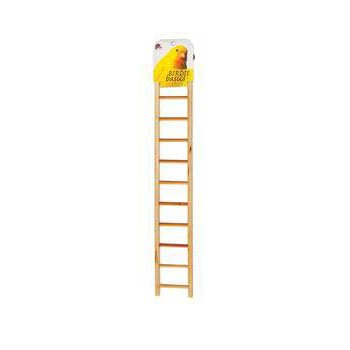 Image of 3 PK Birdie Basics Wood Ladder 11 Step (B00943TU6O)