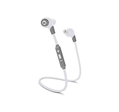 URGE Basics BKHC BK Sport Bluetooth Tangle-Free Earbuds with Built-In Mic, Rechargeable Battery and Multimedia Function, Compatible with Samsungs, Androids, iPhones and Other Mobile Devices happiness basics толстовка