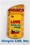 Snap On case for iPhone 4/4S Lucy 13 - Peanuts