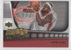 LeBron James Cleveland Cavaliers (Basketball Card) 2006-07 Upper Deck MVP Watch #LJ Amazon.com