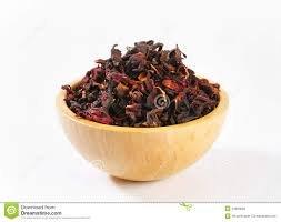 Organic Dried Hibiscus Flavoring Kombucha