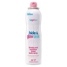 bliss Fatgirlslim Hide and Go Sleek Tinted Body Spray, Medium to Deep