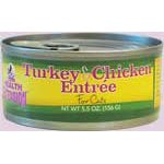 Turkey And Chicken Entree Canned 5.5oz 24pc