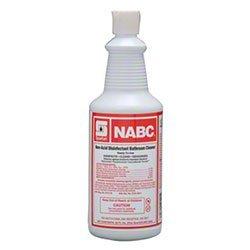 Spartan 3530 NABC Bathroom Cleaner, Commercial-Grade Spartan BioRenewables Restroom Cleaner -- Blasts Nastiest Crud & Crap Faster