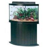 All Glass Aquarium AAG55054 Pine Cabinet, 54ct