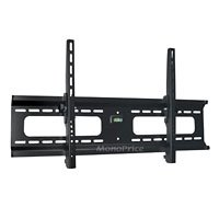 ultra-slim-adjustable-tilting-wall-mount-bracket-for-lcd-plasma-max-165lbs-3763inch-black