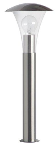 Ranex Milo 5000.33 3 x 0.06 Watt Stainless Steel Outdoor Garden Post Light