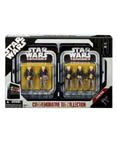 Star Wars 30th Anniversary Cantina Band Action Figure Tin Box Set