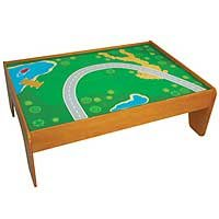 Kidkraft Train Table - Honey