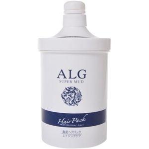 アルグ スーパーマッドヘアパックM 1000g ボトル