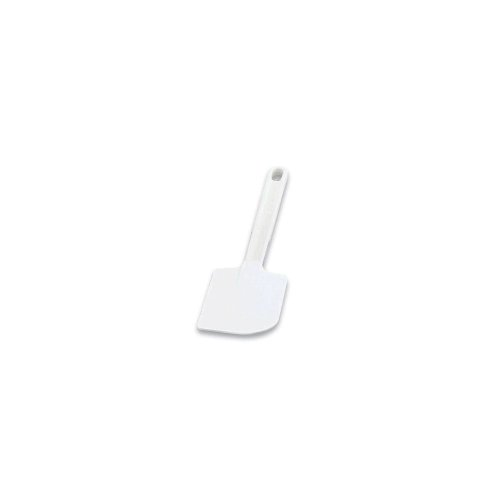 Vollrath 52009 Thermoplastic Blade Flat Spatula with Polypropylene Handle, 9-5/8-Inch