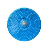 Exeo Thai Sports Twisting Disco Trimmer Fast Twist Exercise 16 Inch Blue Color (Losing It Fry compare prices)
