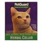 Herbal Collar For Cats Pet Guard .46 oz. Collar