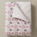 Baby Blanket Rose back-994875