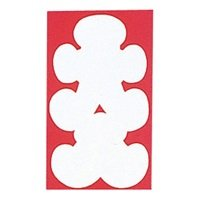 赤城 のし袋 フ726 大入 半円袋 10枚