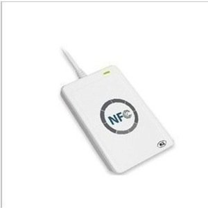 AUCH White NFC ACR122U RFID Contactless Smart