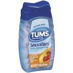 Antacid Calcium Supplement Smoothie Chewables