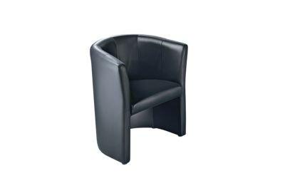 Clubsessel-Bezug-aus-Leder-schwarz-Besucherstuhl-Chefstuhl-Chefsthle-Lederstuhl-Ledersthle