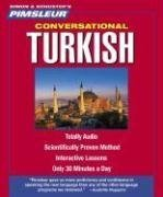 Turkish, Conversational: Learn to Speak and Understand Turkish with Pimsleur Language Programs (Simon & Schuster's Pimsleur)
