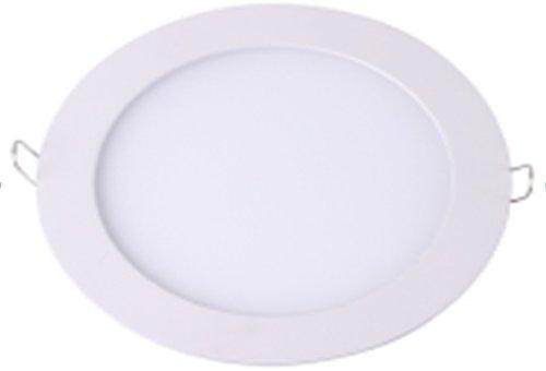 How Nice 18W 90 Leds Led Panel Ceiling Light 2835 Smd Downlight 110-265V Led Pannel Lamp Round
