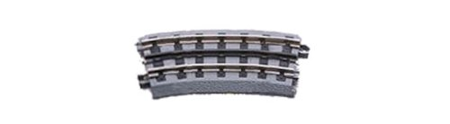 MTH 40-1049 RealTrax O72 Half Curved Track Section - 1