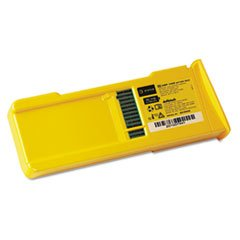 Defibtech DCF200 Replacement 5-Yr Battery Pack for LifelineAED DDU100, Incl. DAC-420 9V (1 Each)