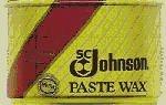 Johnson Wax 16 Oz Fine Wood Paste Wax 00203B0000DIWIP : image