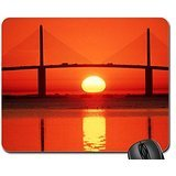 tampa-bay-charleston-florida-sunshine-skyway-bridge-mouse-pad-mousepad-bridges-mouse-pad