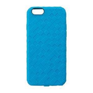 【正規代理店品】 SoftBank SELECTION シリコーンケース for iPhone 6 / ブルー SB-IA10-SCSL/BL