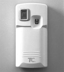 Rubbermaid Commercial 401442 Microburst 3000 Aerosol Odor Control Economizer Dispenser, White