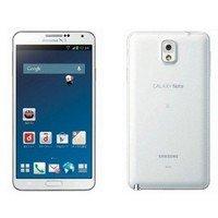 (docomo) GALAXY Note 3 SC-01F ホワイト