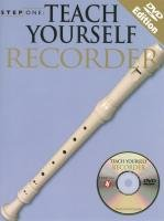 Teach Yourself Recorder [With 2 DVDs] (Step One)