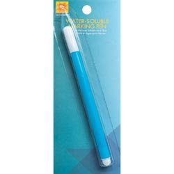 Wrights Water Soluble Marking Pen Blue 8823005; 3 Items/Order