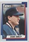 Shane Rawley Minnesota Twins (Baseball Card) 1990 Topps #101