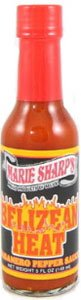Marie Sharps Belizean Heat Hot Sauce 10 Oz by Marie Sharp's