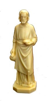 St Joseph Statue Home Seller Faith Saint House 3.5 Inch Figurine NEW