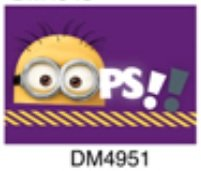 Magnets - Despicable Me 2 - OOPS!!!