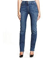 M&S Collection Straight Leg Denim Jeans
