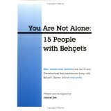 img - for You Are Not Alone: 15 People with Behcet's [PAPERBACK] [1997] [By Joanne A Zeis] book / textbook / text book