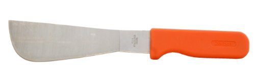 Zenport K114 Row Crop Harvest Knife, Broccoli/Cauliflower/Cotton, 7.25-inch Stainless Steel Blade