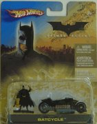 Batman Begins Batcycle and Figure