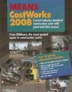Means CostWorks Estimator CD-ROM - 2008 Edition - Robert S Means Co - RS-65607 - ISBN: 0876290608 - ISBN-13: 9780876290606