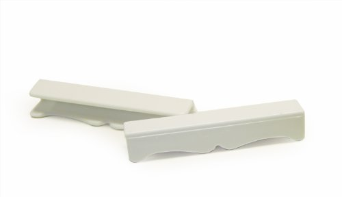 Camco 45551 White Screen Door Handles - Pack of 2 (Camco Door Handle compare prices)
