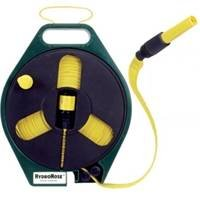 Super Hydrohose Hose Reel - Super Hydrohose Reel with 40' Yellow HydroHose - 12351-Y12351-Y