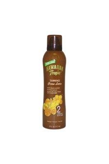 Hawaiian Tropic Creme Lotion, Tanning, 2 UVB/SPF with UVA, 6 oz.