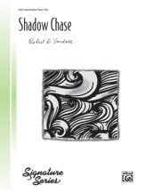 Alfred 00-41283 Shadow Chase-Pno Sol Book