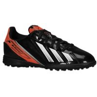 Adidas F5 TRX TF Shoe - Black/Running White - Boys - 1