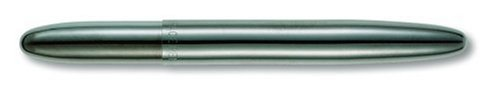 FISHER Space Pen フィッシャースペースペン ブレット ブラックチタン 400BTN